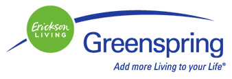 an image of the greenspring logo