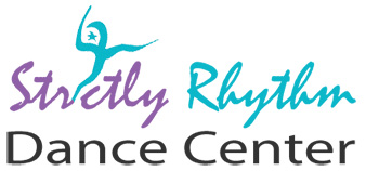 a picture of the strictly rhythm logo