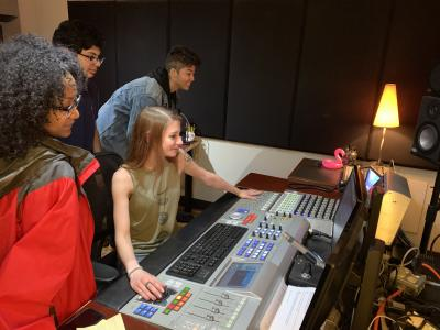 Henninger Media Services Hosts Career Shadows